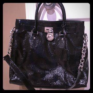 Authentic Michael Kors large purse w/ wallet!